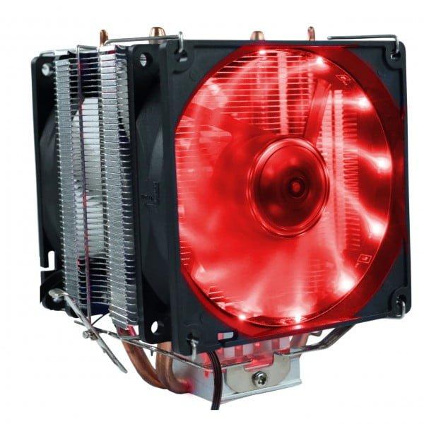 Cooler para Processador Hoopson LED Vermelho AMD/Intel - CL-190