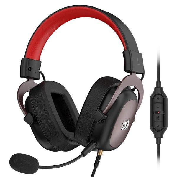 Headset Gamer Usb Zeus 7.1 Redragon H510