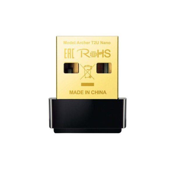 Adaptador Usb Wifi Dual Band 5Ghz TP-Link AC600