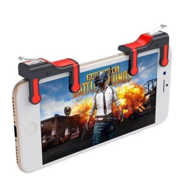 Gatilhos Smarthphone para jogar Free fire e outros