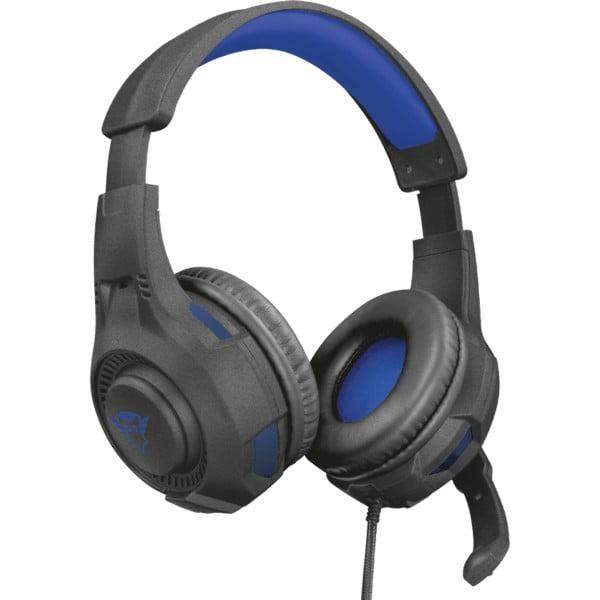 Headset Gamer Ravu Compatível Com PS4 e Ps5 Trust T23250 GXT307B