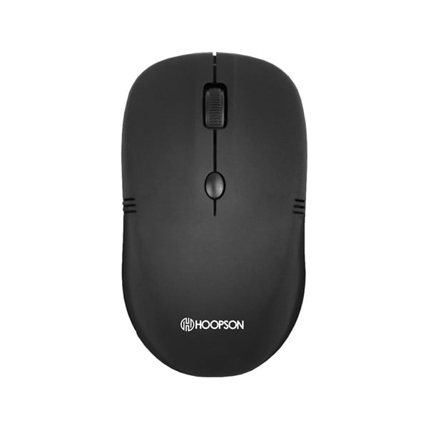 Mouse Sem Fio 1600Dpi Hoopson Ms-037w