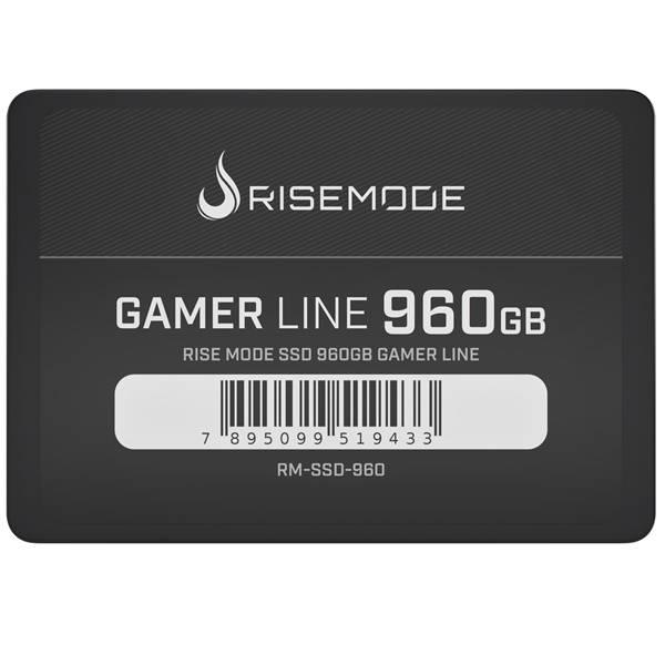 Hd Ssd Gamer Line 960GB Rise mode