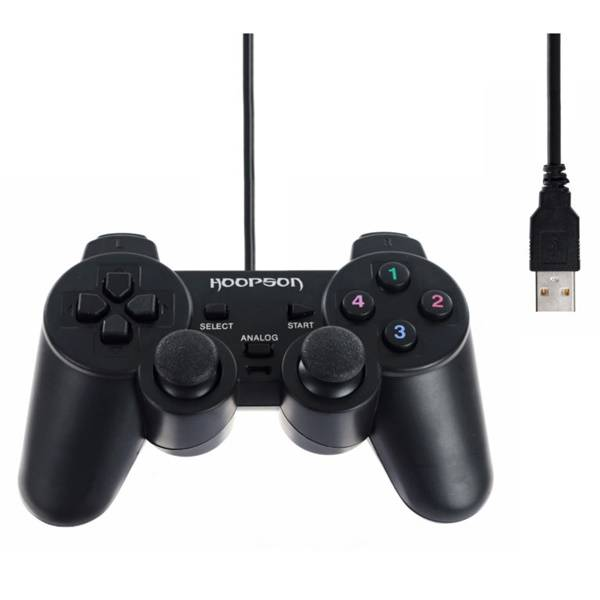 Joystick Controle Usb Hoopson VG-018