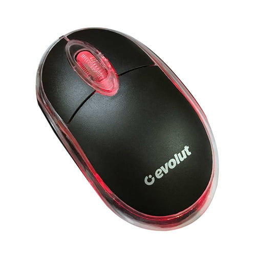 Mouse Basico Usb 800dpi Eo101 evolut
